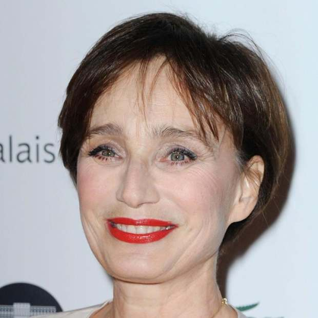 Kristin Scott-Thomas in Paris