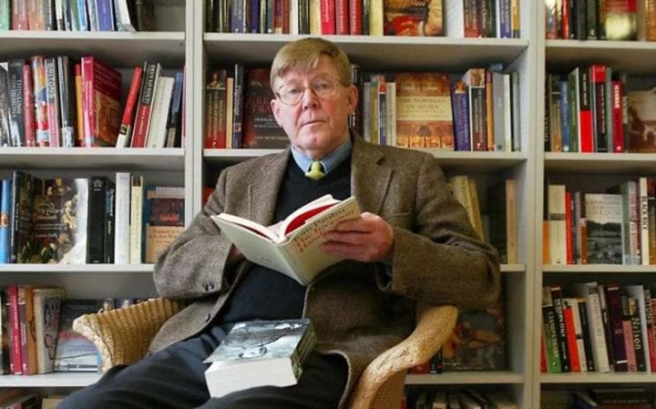 Alan Bennett Lady in the Van