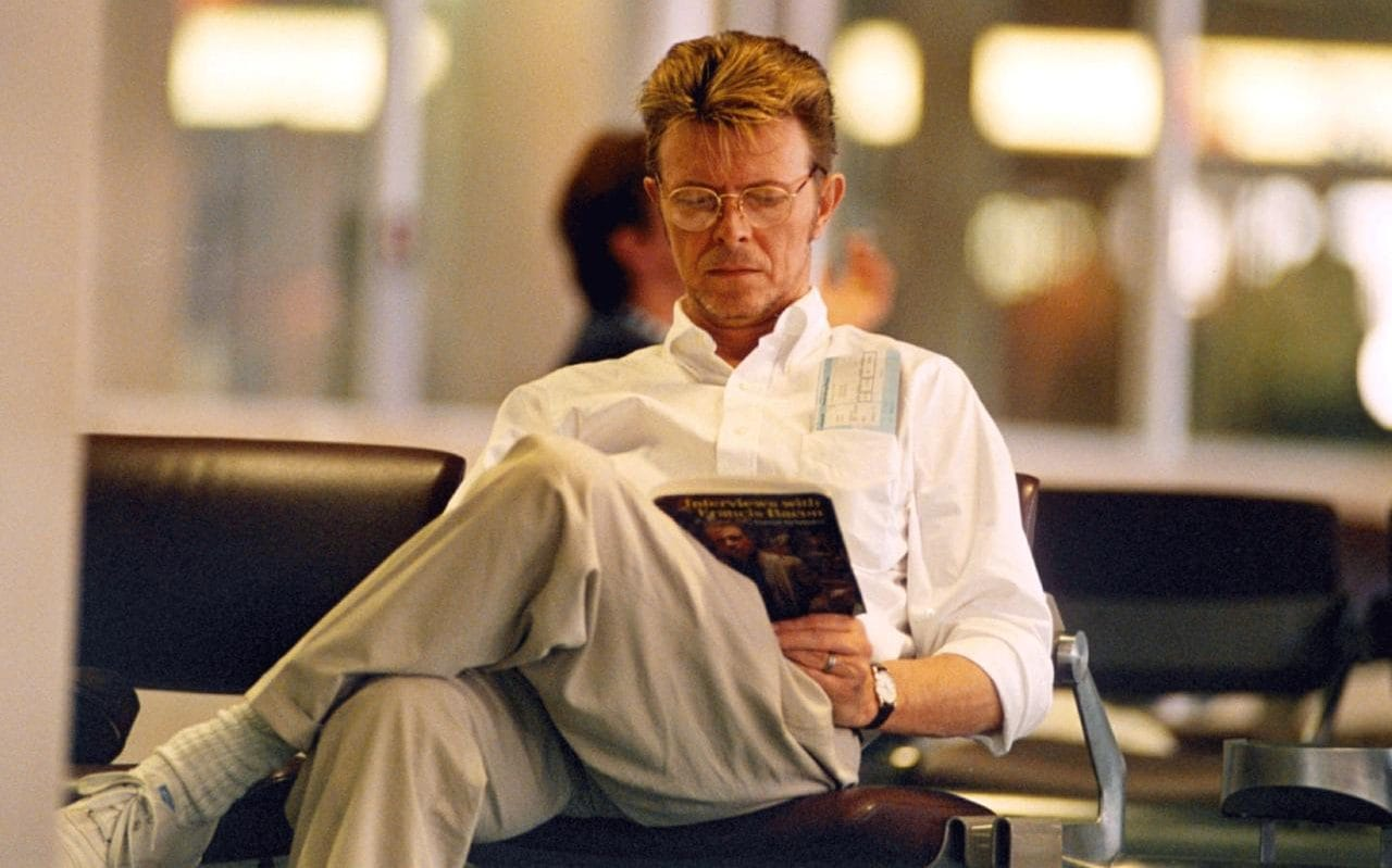 Image result for David Bowie books