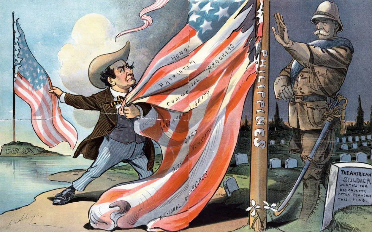 How America Built And Hid Its Colonial Empire