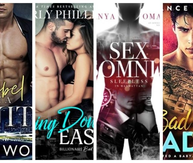 Just Some Of The Titles Found Among A Veritable Smorgasbord Of Erotica