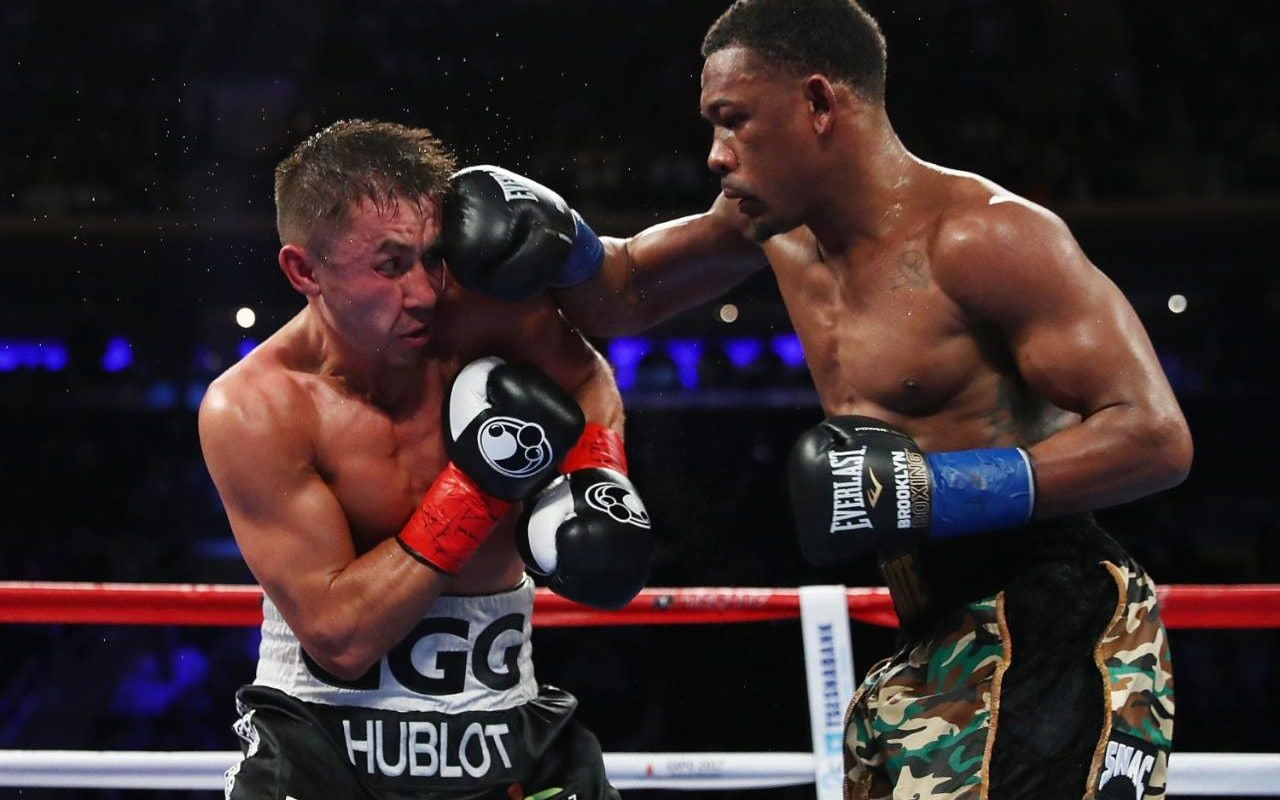 Image result for GGG v Jacobs