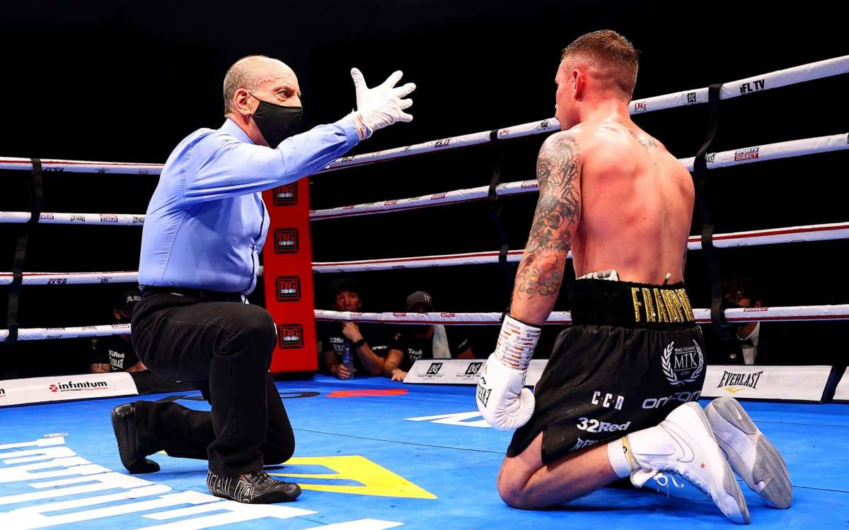 Frampton said afterwards he was now going to dedicate his life to his family