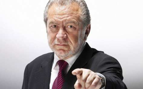 How wealthy is Lord Alan Sugar?