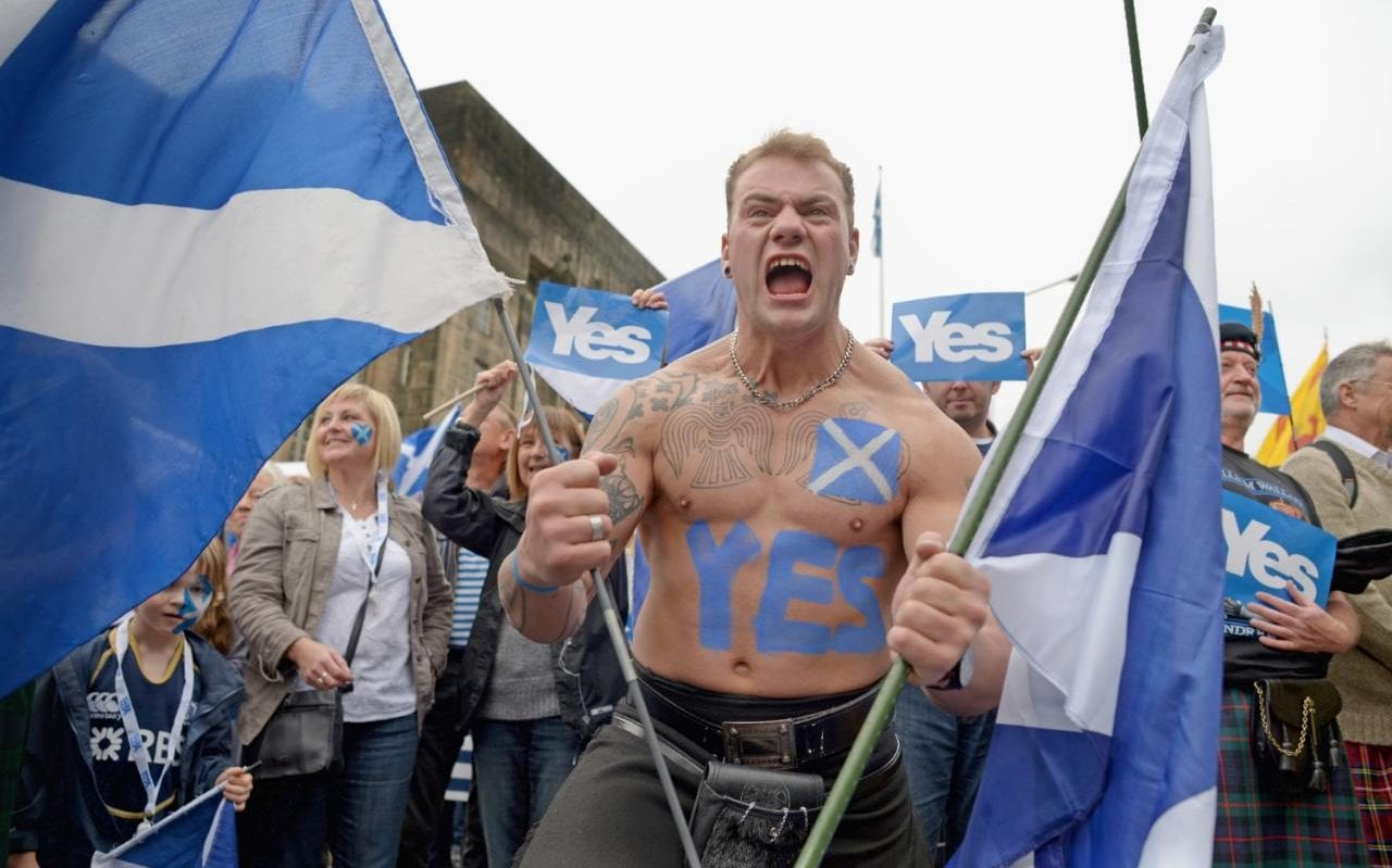 Image result for Scottish independence, Photos