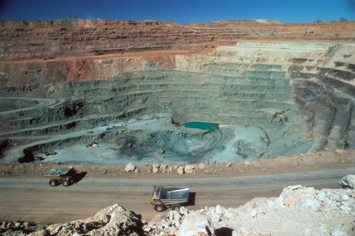 The Jwaneng mine