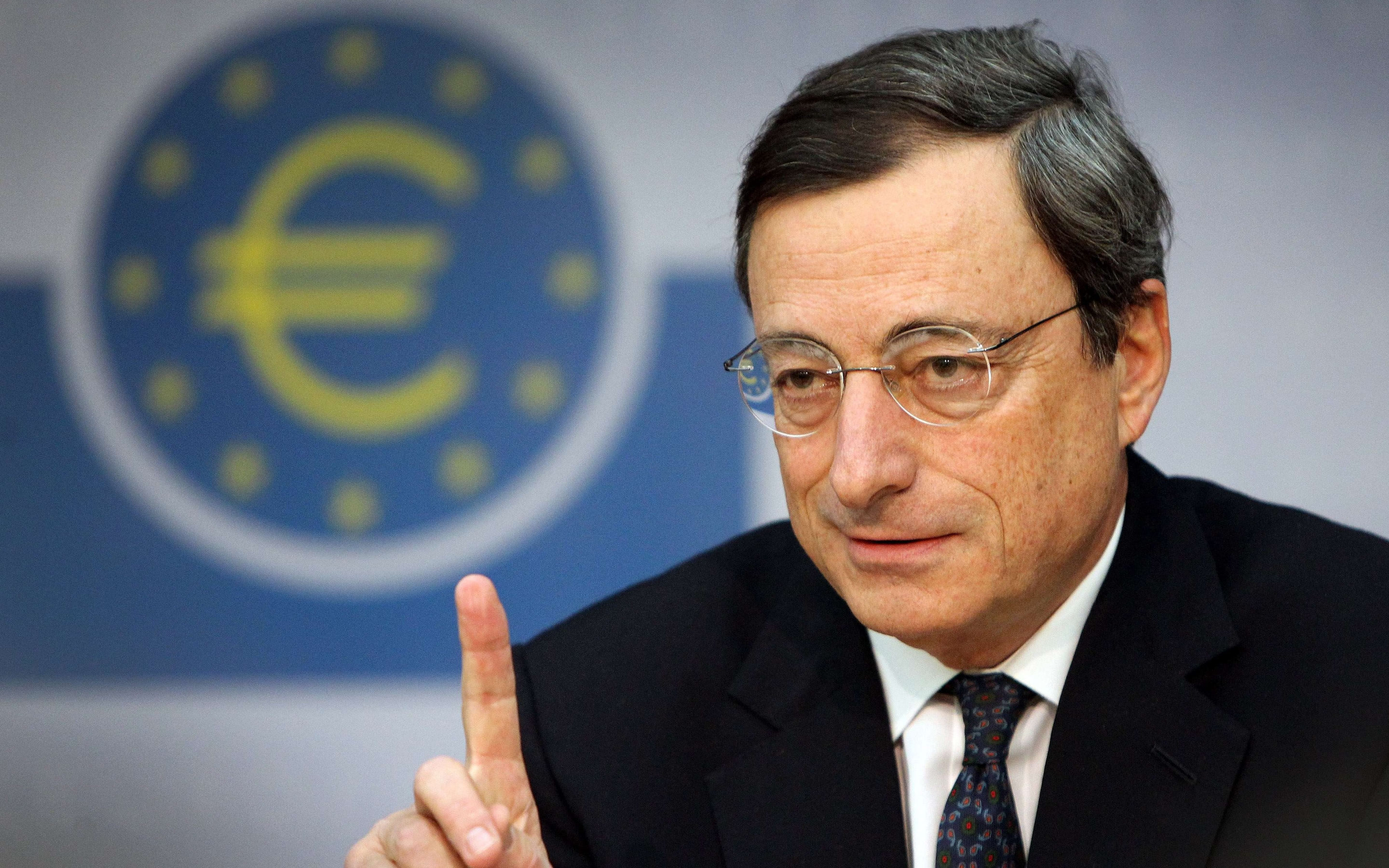 Image result for Mario Draghi, photos