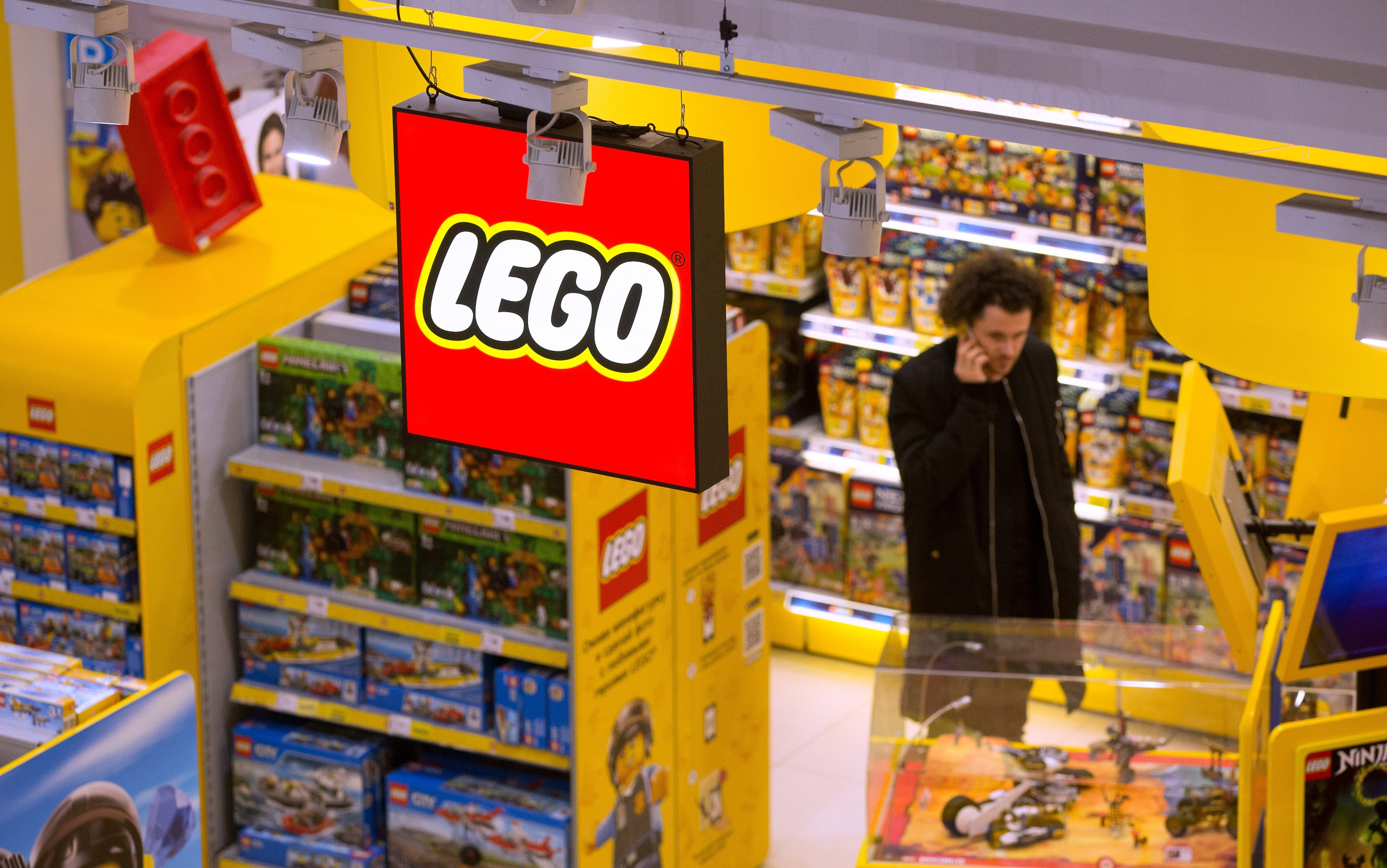 Lego Boss Will Not Chase Supernatural Growth As It Looks