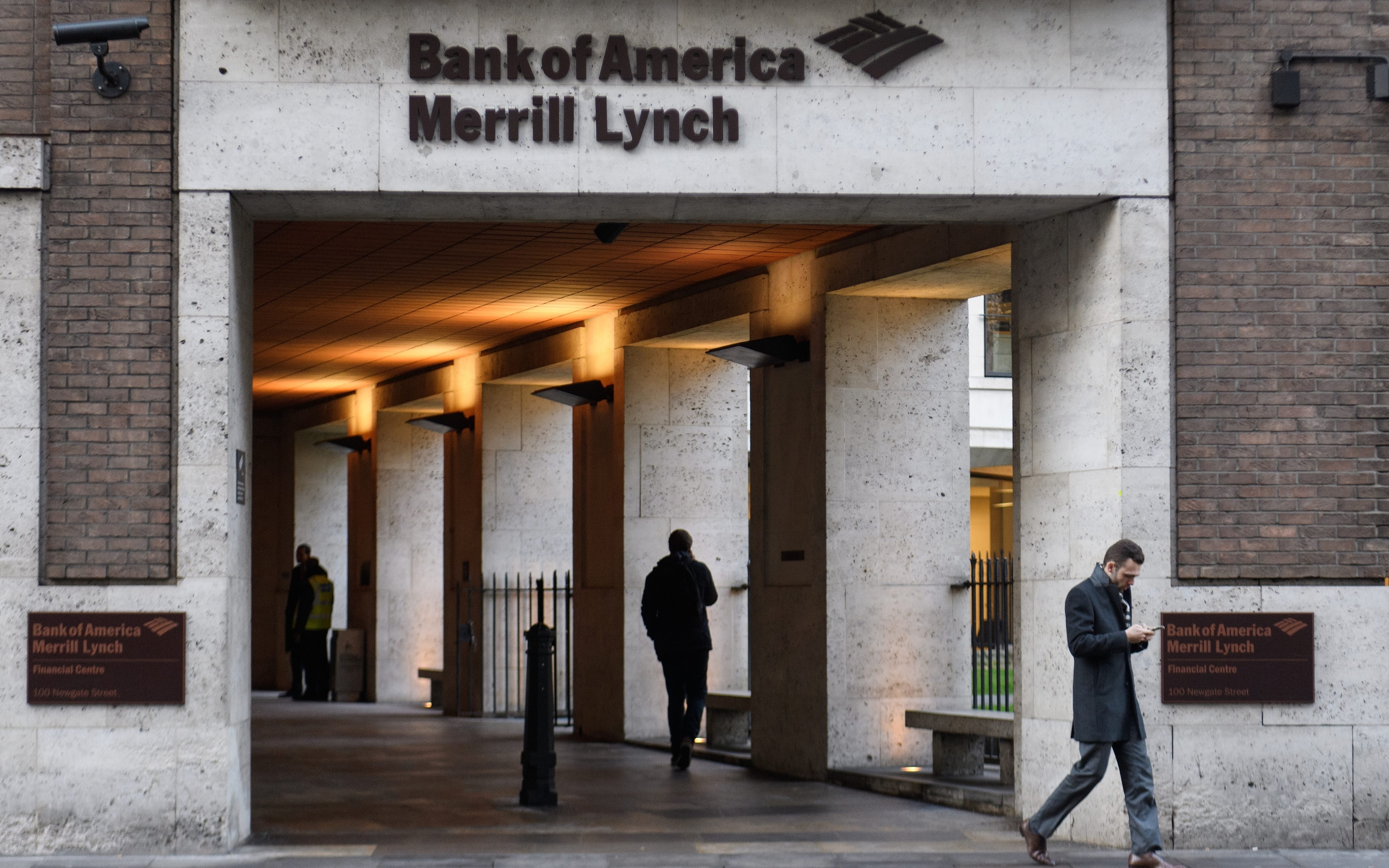 Brexit boost for London as Bank of America Merrill Lynch eyes new City base