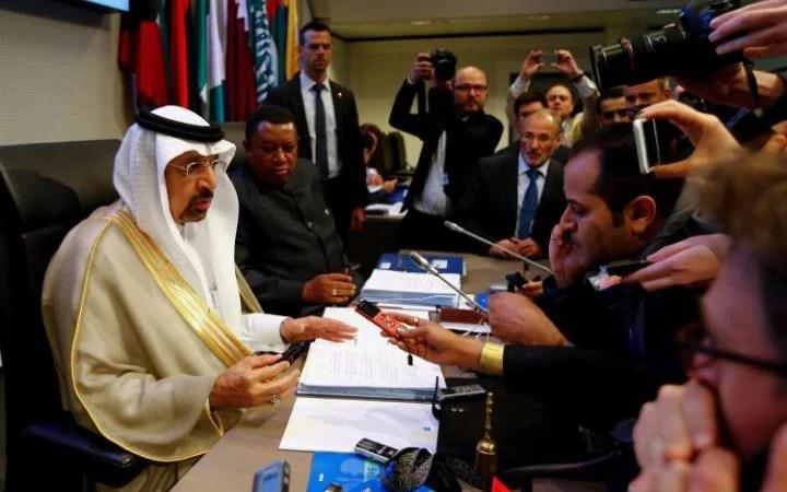 Hasil gambar untuk Saudi Arabia is OPEC's weakest link.