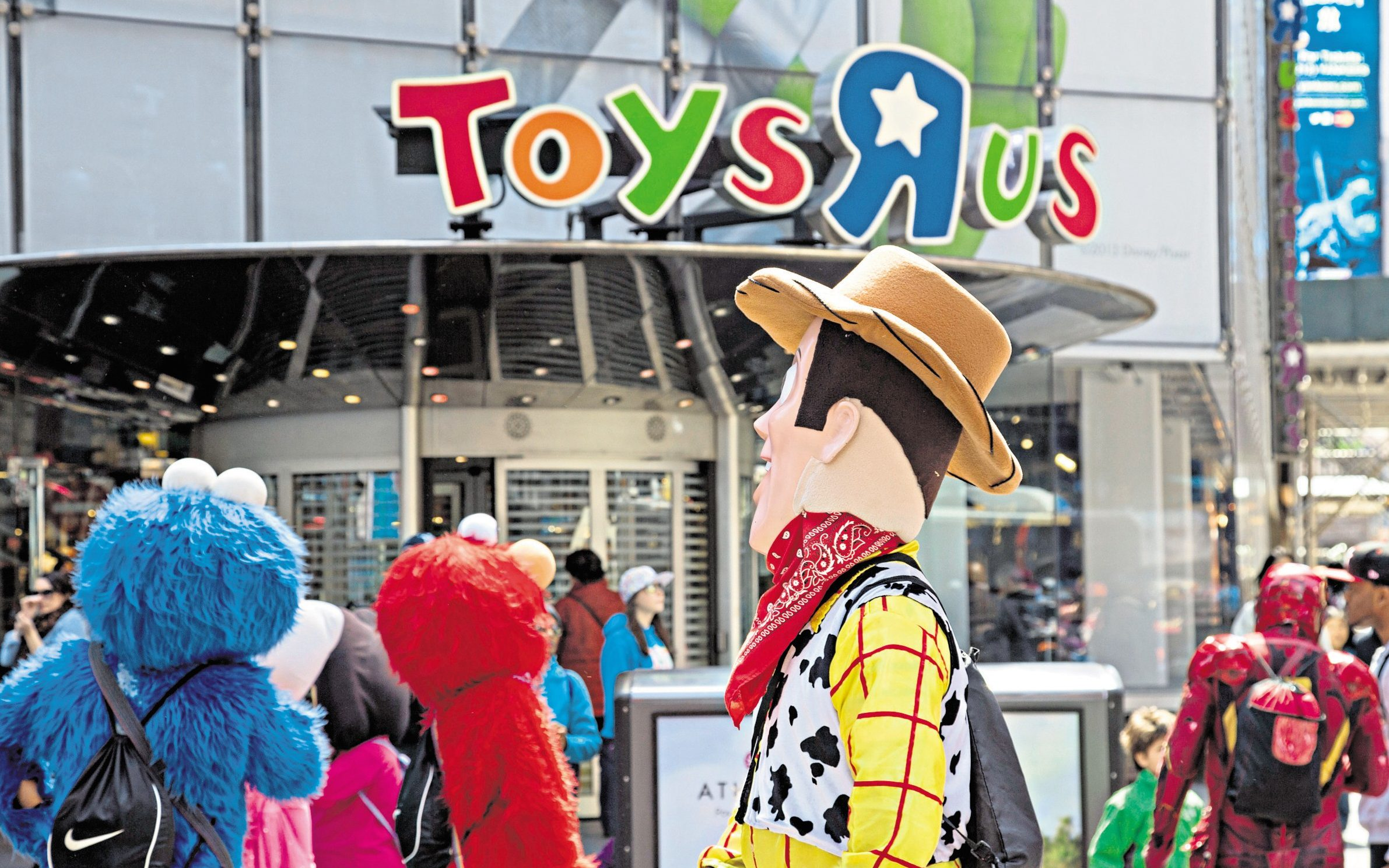 British Toys R Us Shops Hit By Supplier Fears