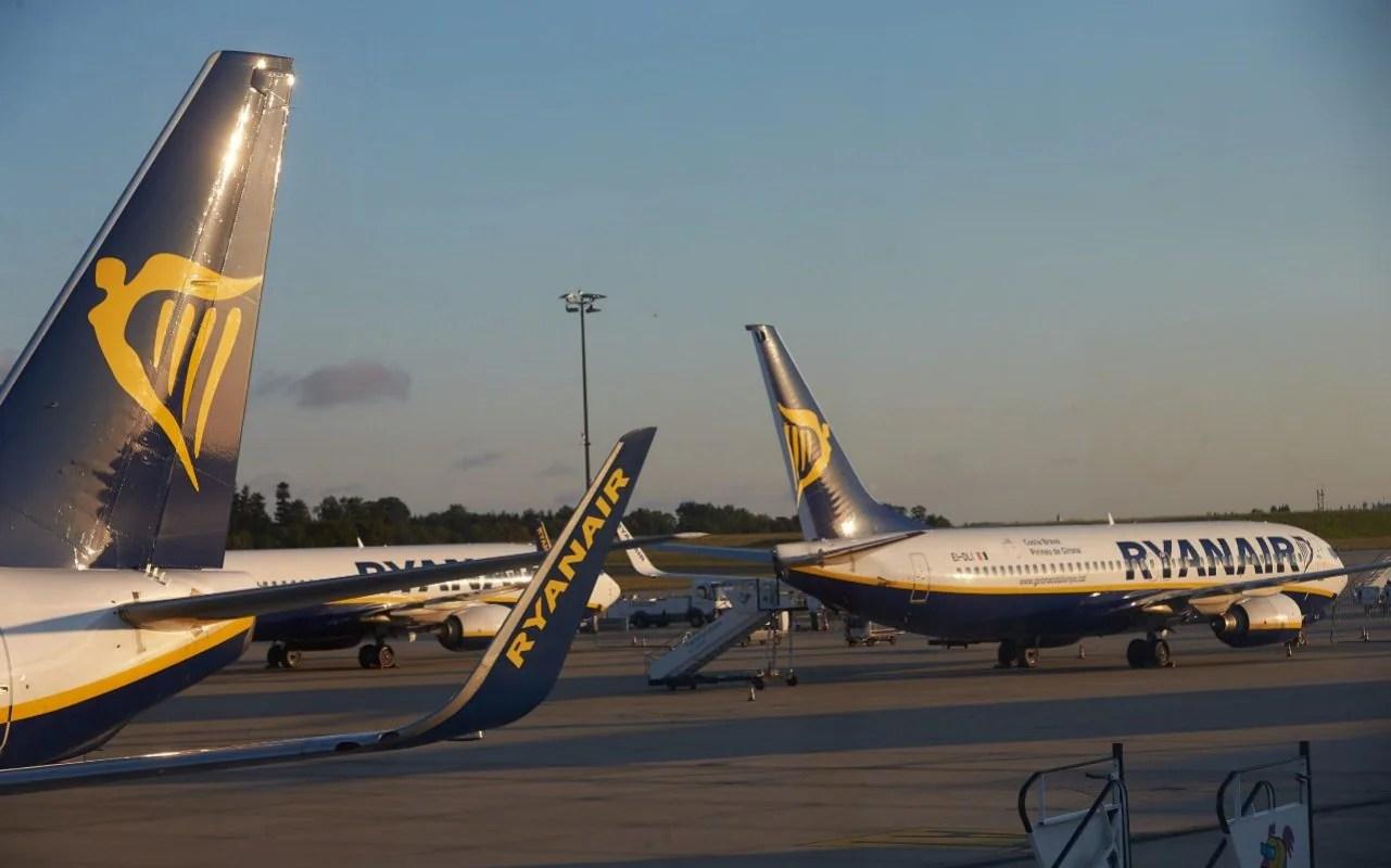 Ryanair faces more turbulence as Polish pilots plan to join strike