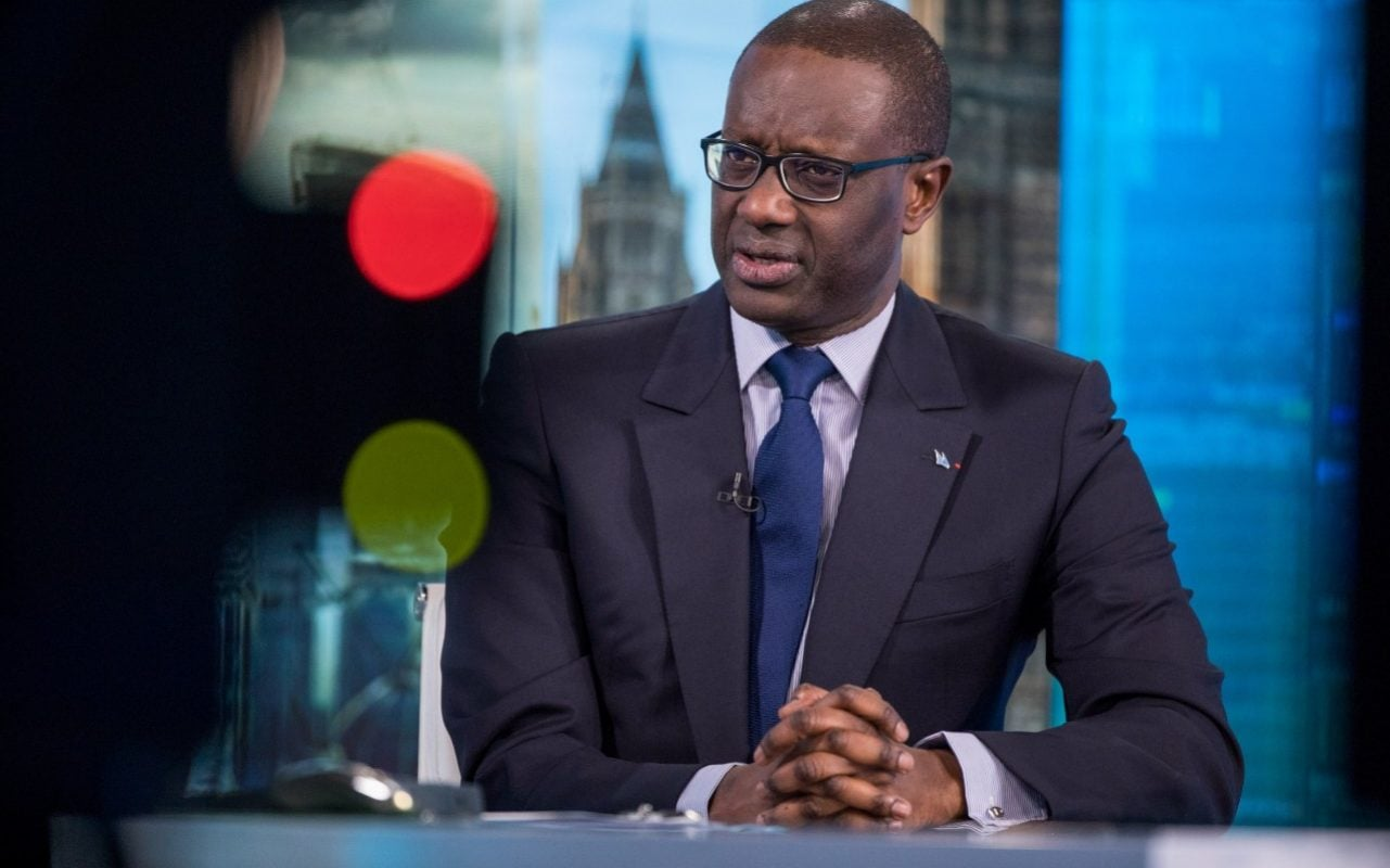 Tidjane Thiam Credit Suisse Chief Undone By A Garden