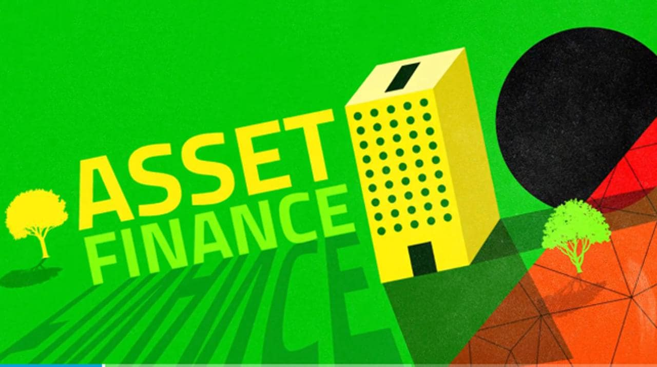 Asset finance - find the right solution for you