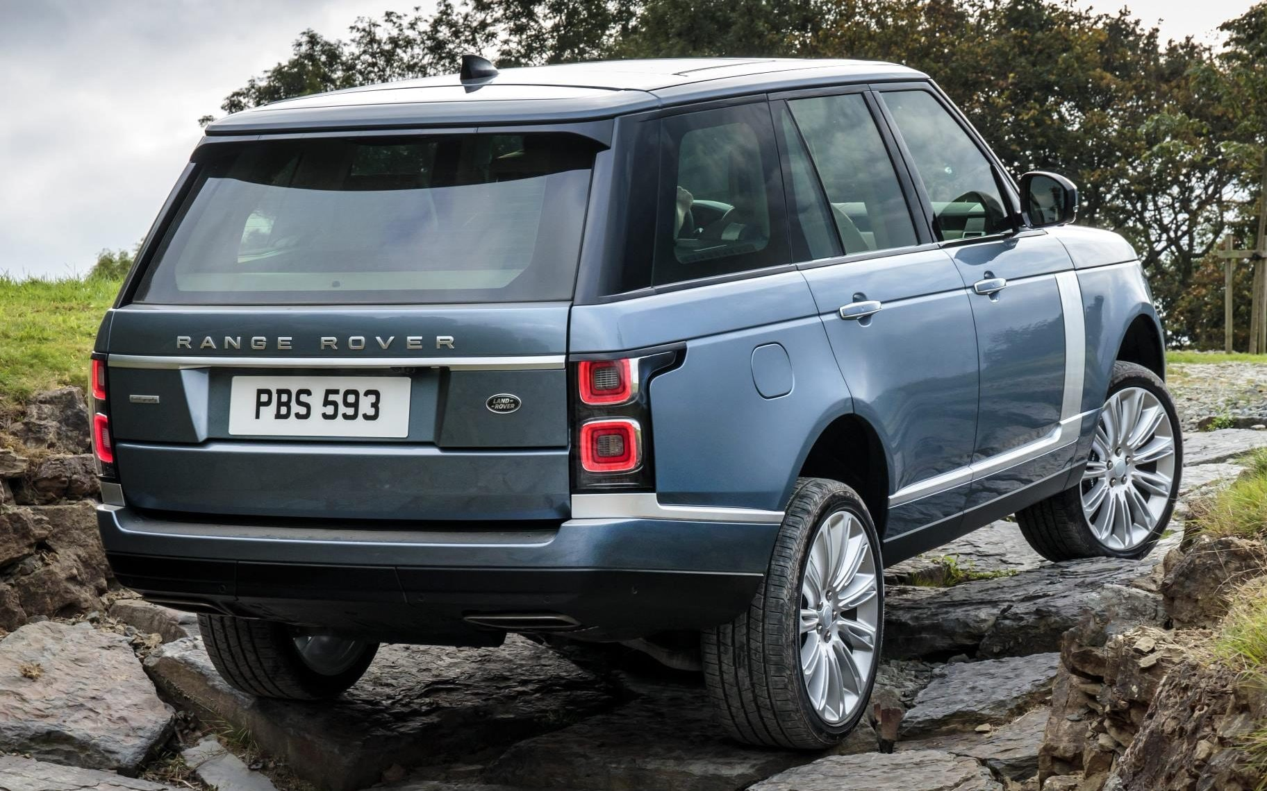 New 2018 P400e Range Rover plug in hybrid in pictures Cars