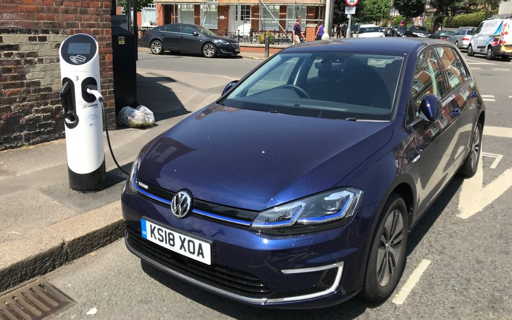 medium resolution of volkswagen e golf long term test is the family hatchback still one of the best when it s electrified