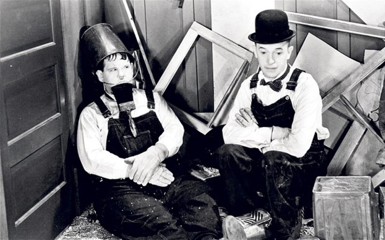 Laurel And Hardy It S Still Comedy Genius