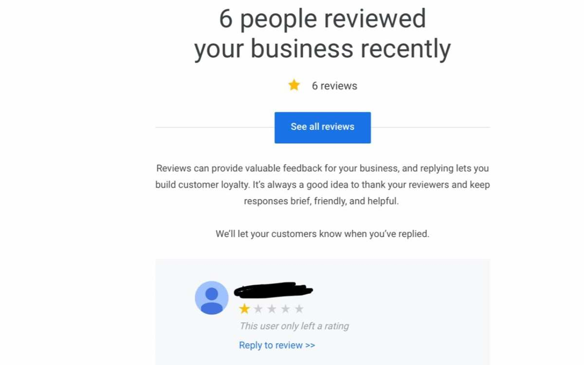 An example of the online abuse the Hot Water Club has been receiving