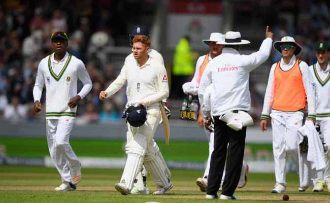England Vs South Africa Fourth Test Day Two Live Score