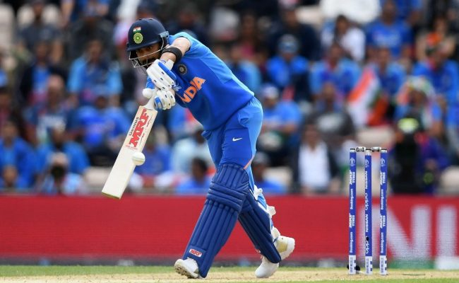 India Vs Australia Cricket World Cup 2019 Live Score And