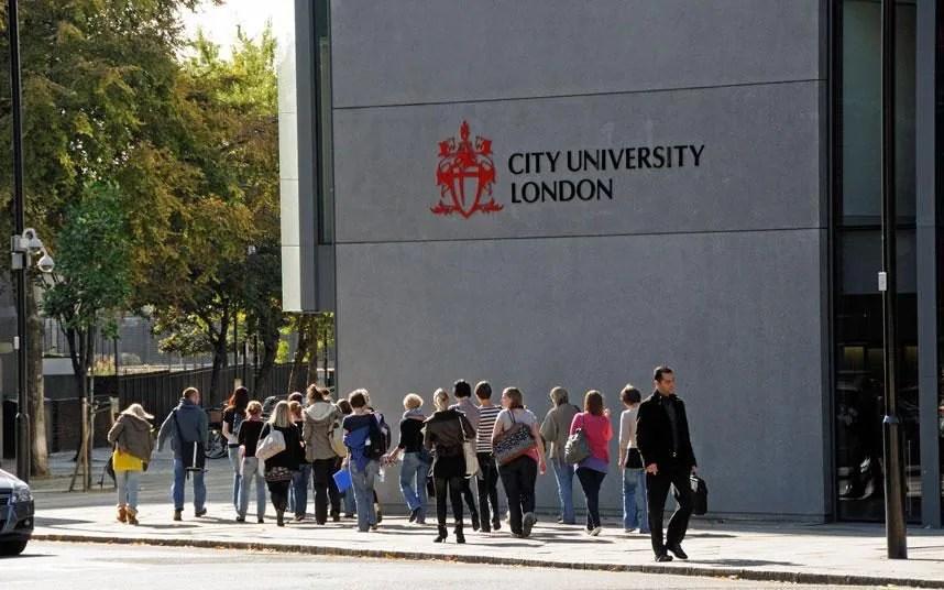 City University of London guide
