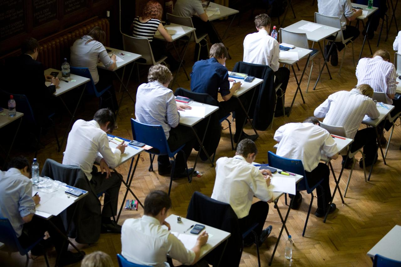 New Gcse Grading System Could Spell Chaos For Sixth Form