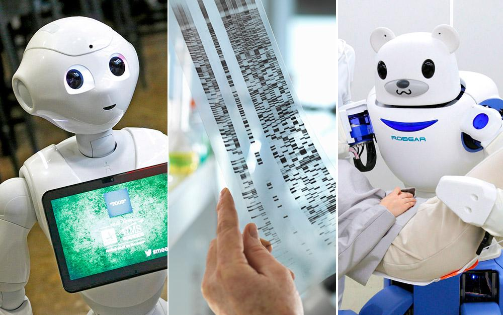 Top 8 robotic healthcare breakthroughs – from gene mapping ...