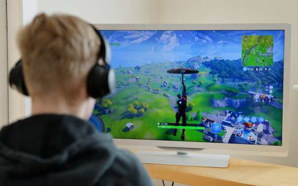 Don't be too quick to bash Fortnite –it saved my son's social life