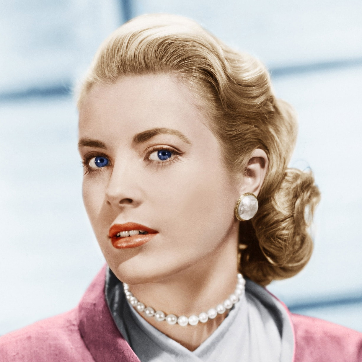 grace kelly 's natural