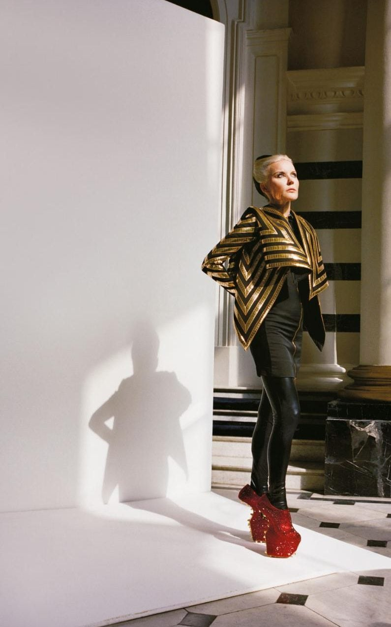 Daphne Guinness on her friend Alexander McQueens tragic death I do feel slightly abandoned