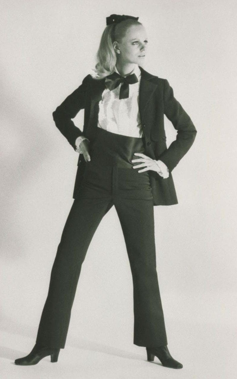 Pierre Berg on why Yves Saint Laurent was the last great