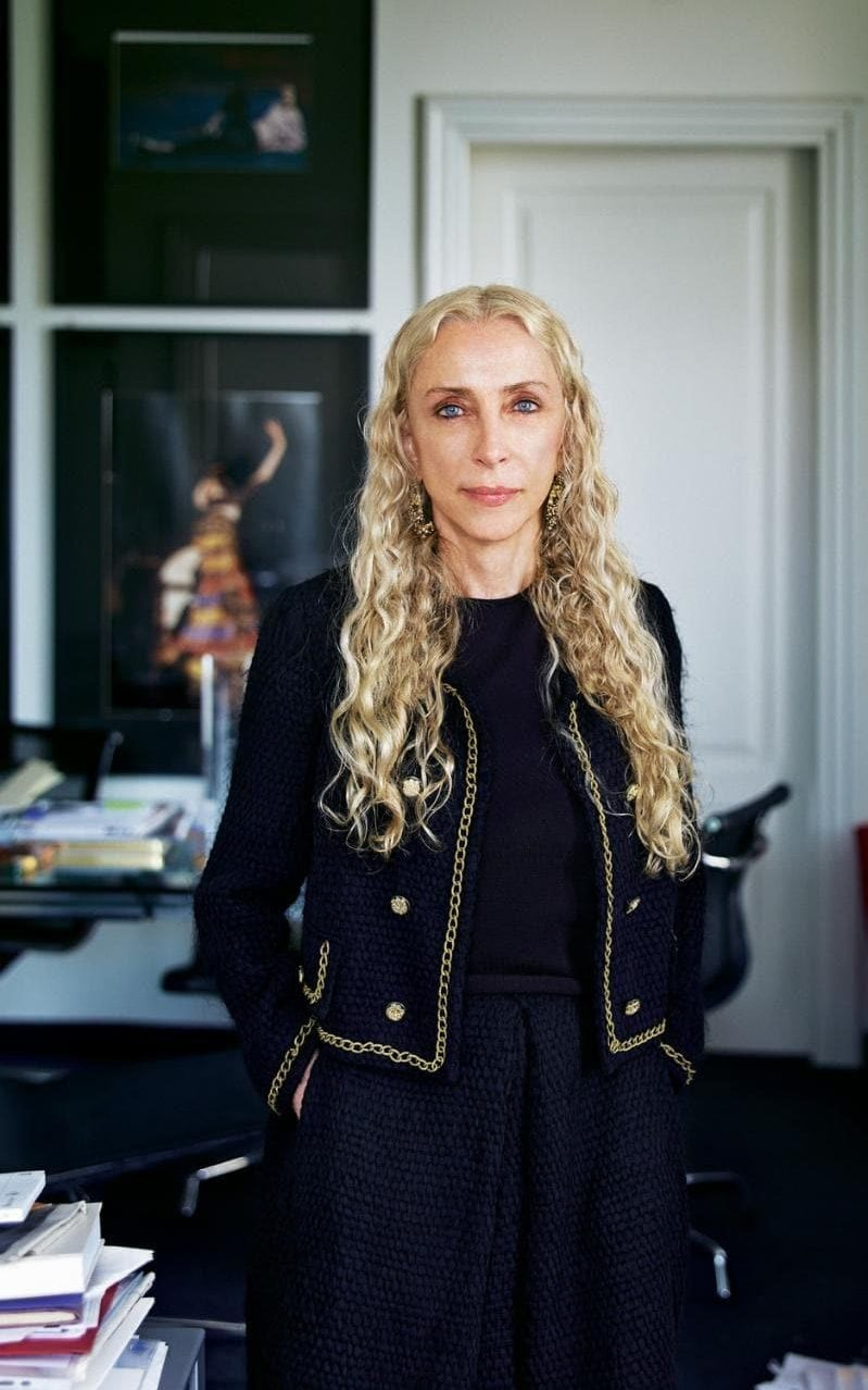Franca Sozzani I Cannot Live Without Dreams If You Have