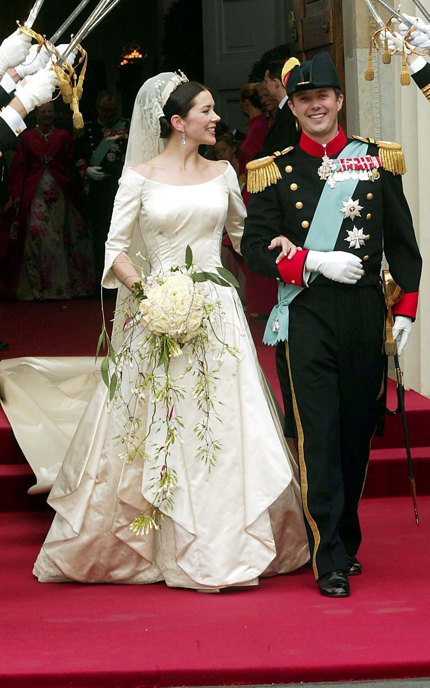 Princess Mary of Denmark best looks  As Crown Princess Mary of Denmark turns 46 revisit her