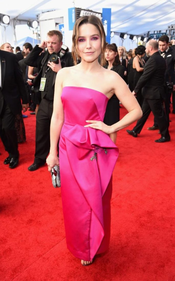 Sophia Bush SAG Awards