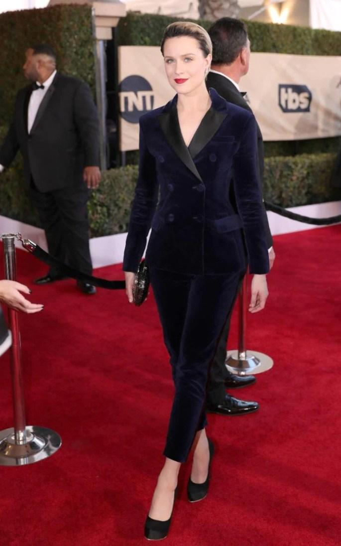 Evan Rachel Wood SAG Awards