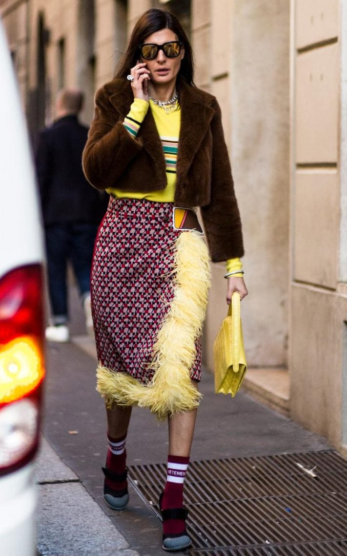 How To Master Springs Trickiest Trends The Street Style