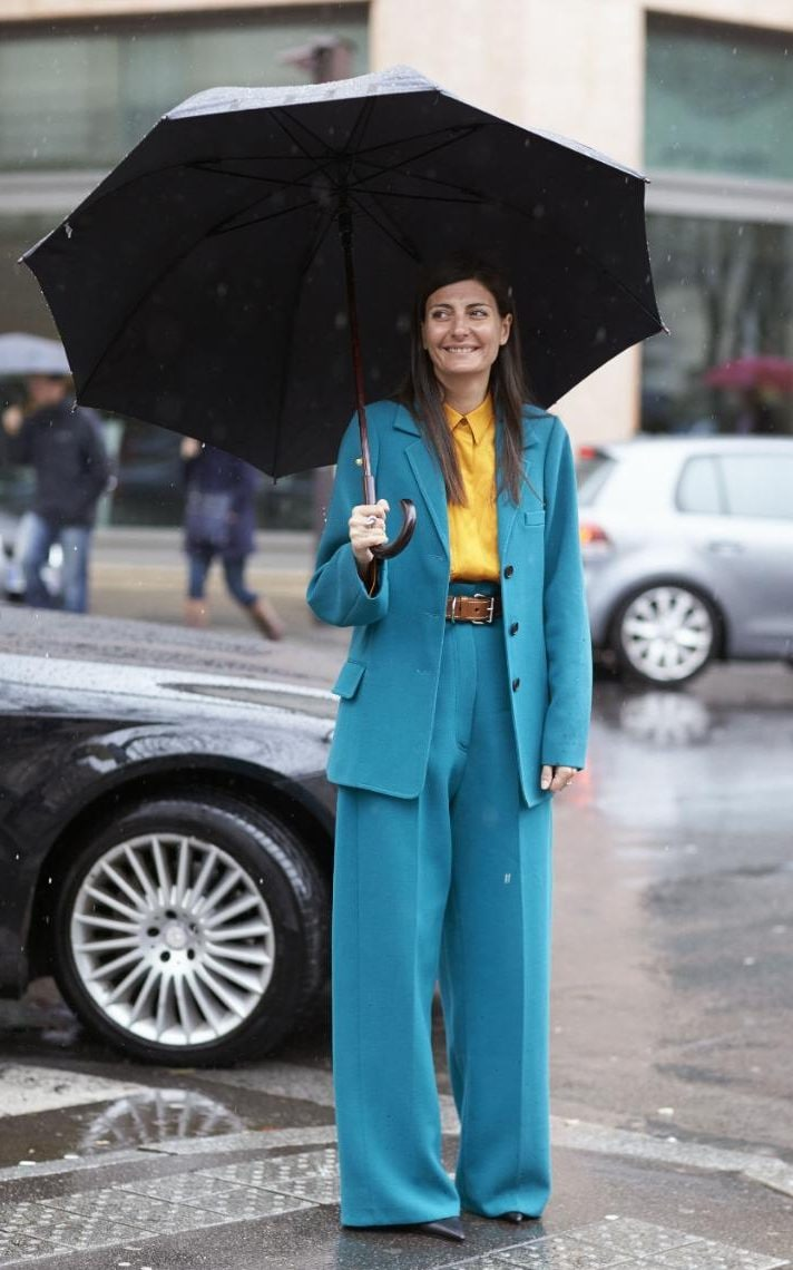 Shona Marshall The Best Street Style From New York