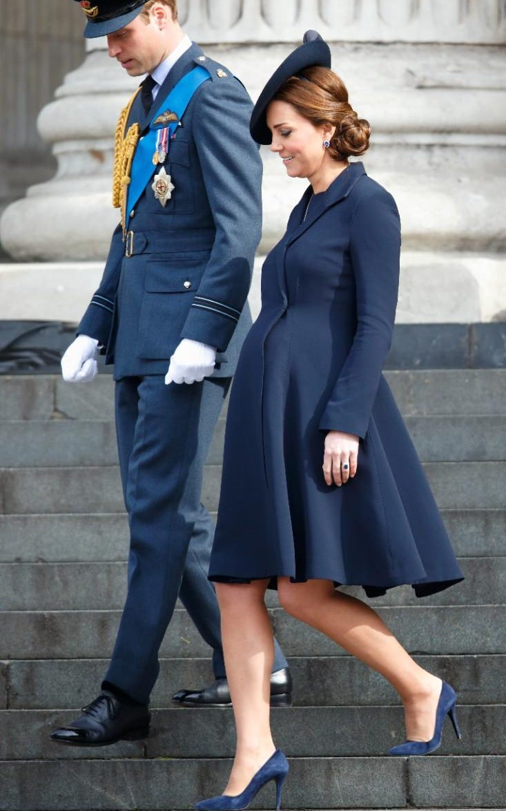 As the Duchess of Cambridge announces her third pregnancy