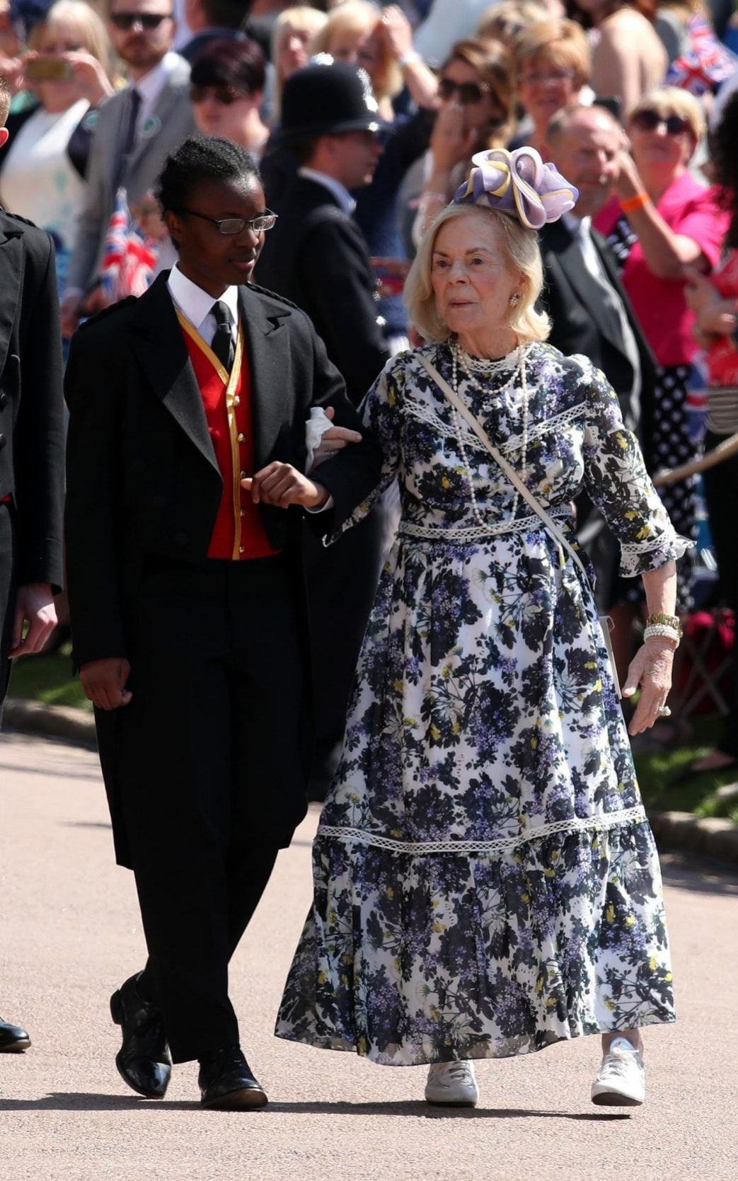 Duchess of Kent  Best royal wedding guest outfits Serena