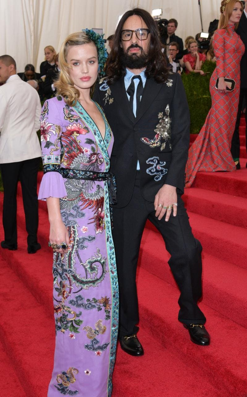 Guccis Alessandro Michele to receive International