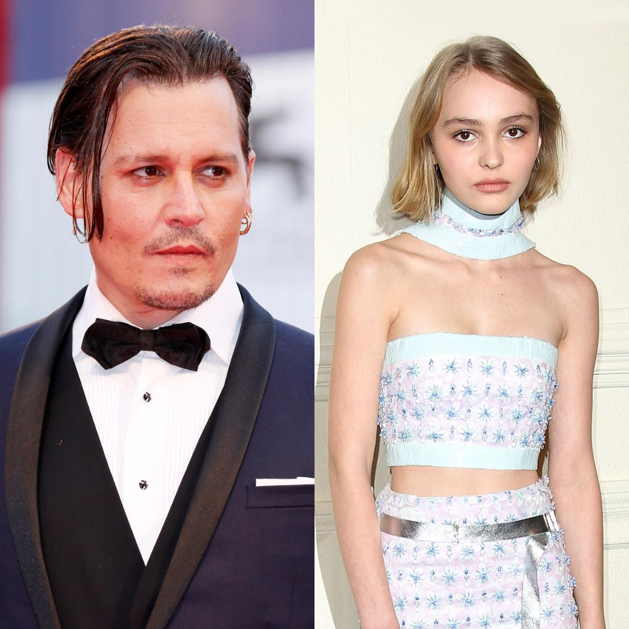 Johnny Depp News Daughter