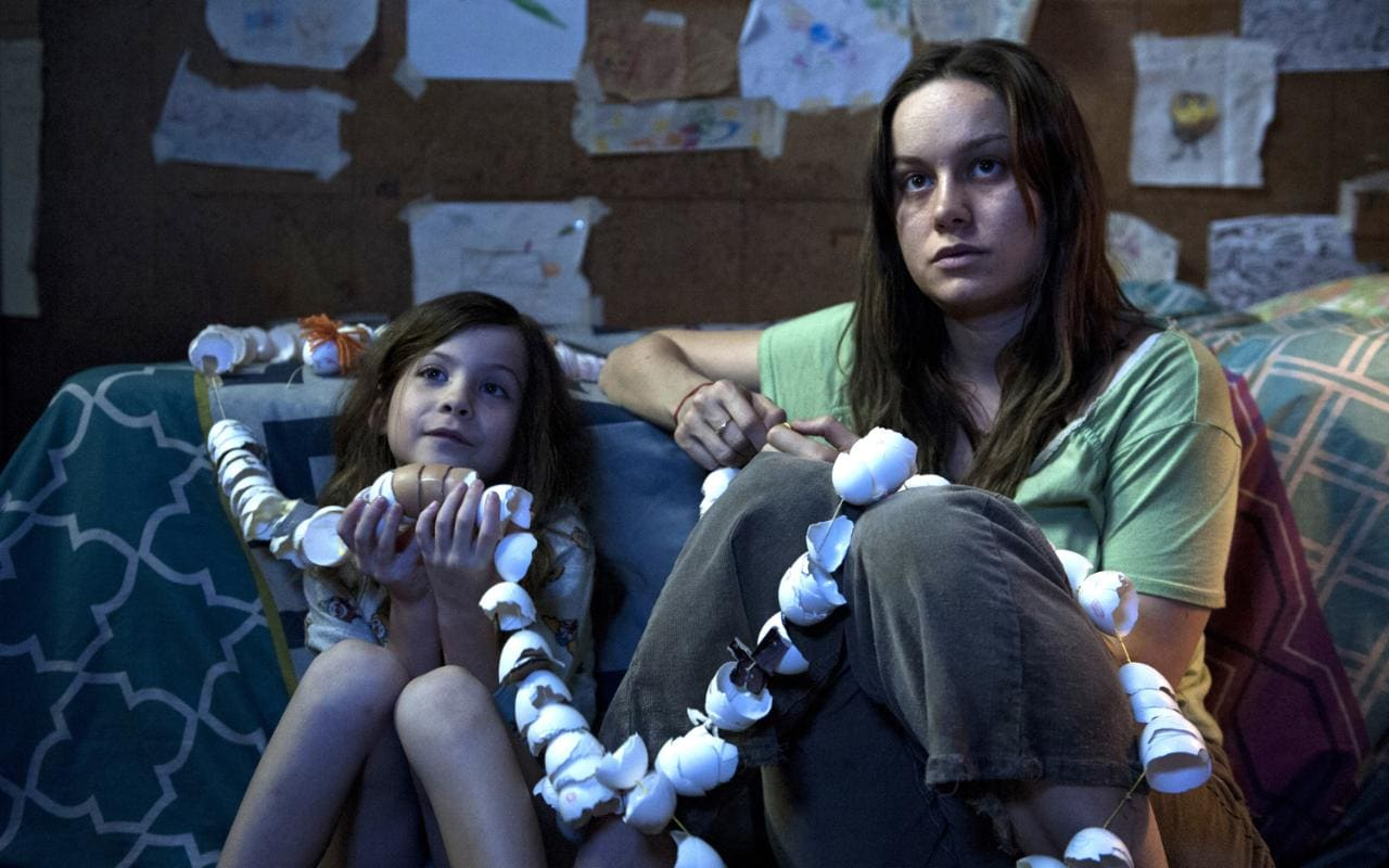 Oscar nominee Brie Larson Room was exhausting to shoot