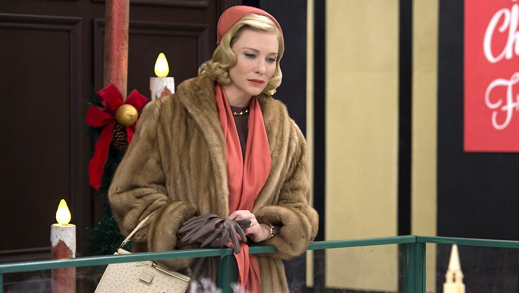 Image result for cate blanchett carol