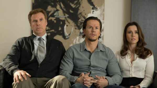 Will Ferrell, Mark Wahlberg & Linda Cardellini in Daddy's Home