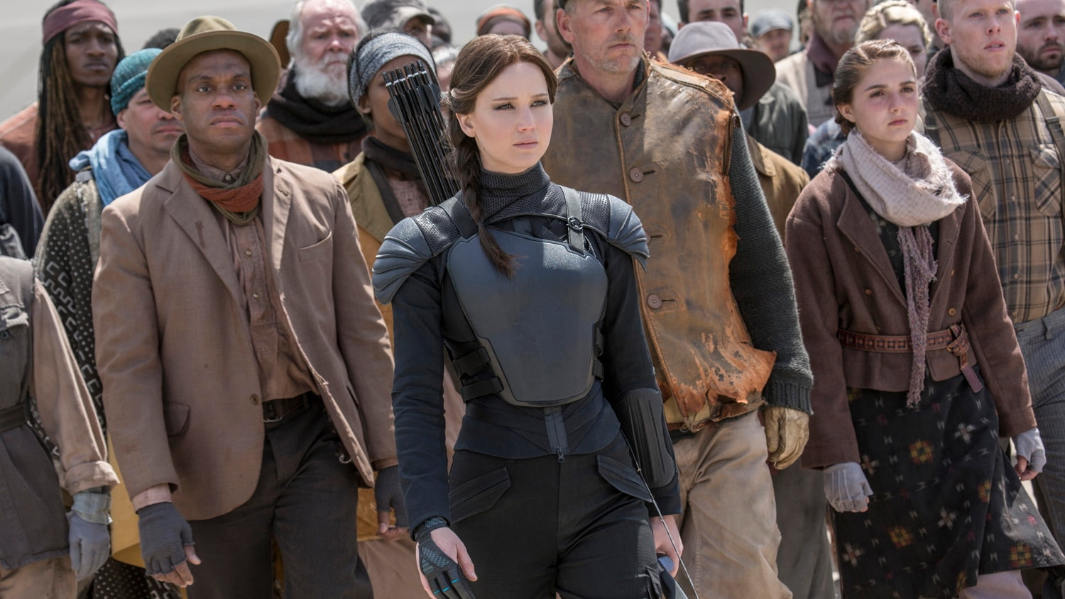The Hunger Games Mockingjay Part 2 How Is The Film