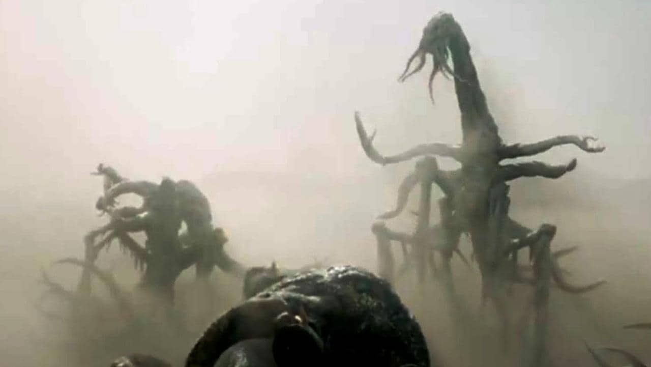 Image result for monsters dark continent