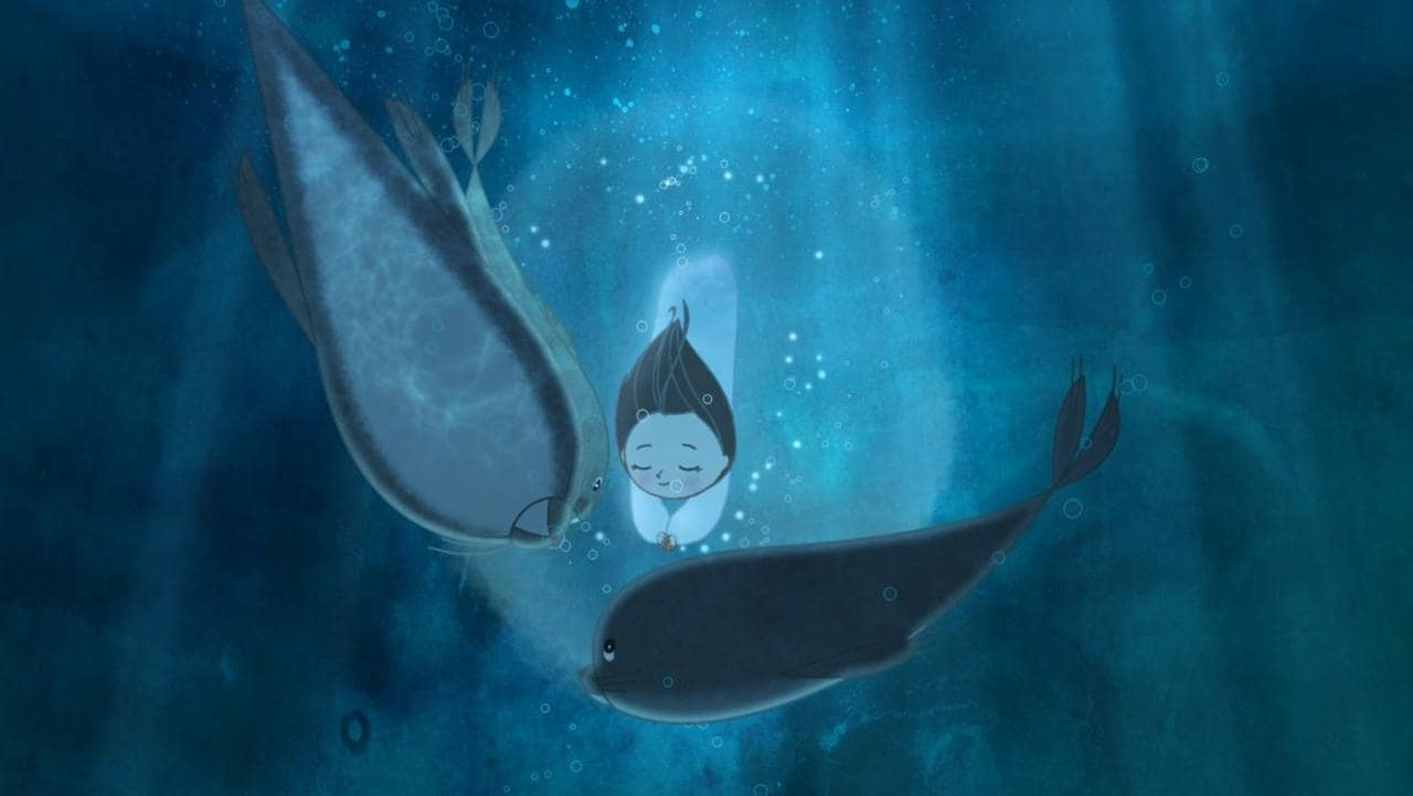 Song of the Sea was nominated for the Best Animated Feature Oscar this year