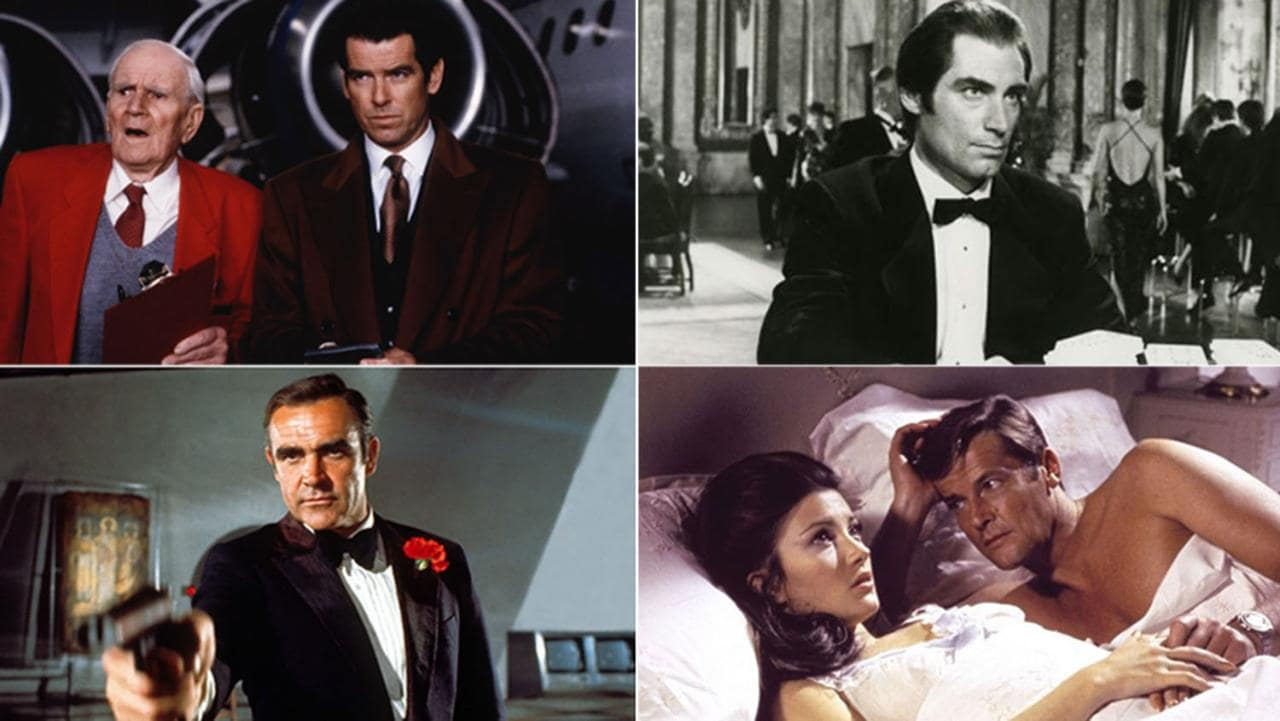 James Bond Who Is The Best 007