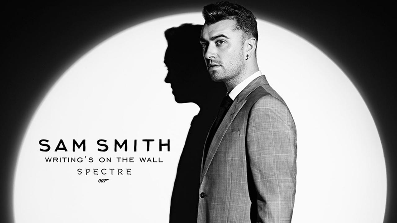 Sam Smith, singer of SPECTRE's theme