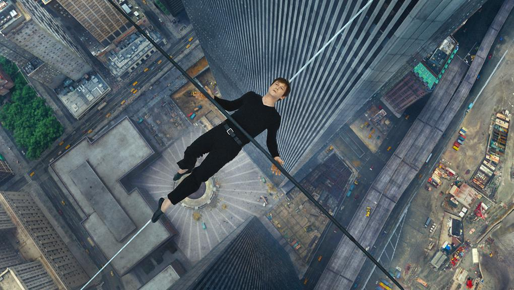 Joseph Gordon-Levitt as Philippe Petit in 'The Walk'